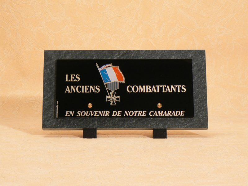 Plaques mortuaires anciens combattants