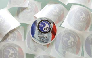 adhésifs stickers vitrophanies